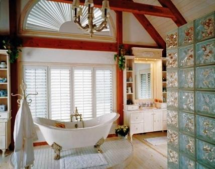 ванной - Дизайн ванной комнаты - Фото