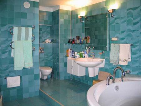 Современный дизайн ванных комнат 28 08